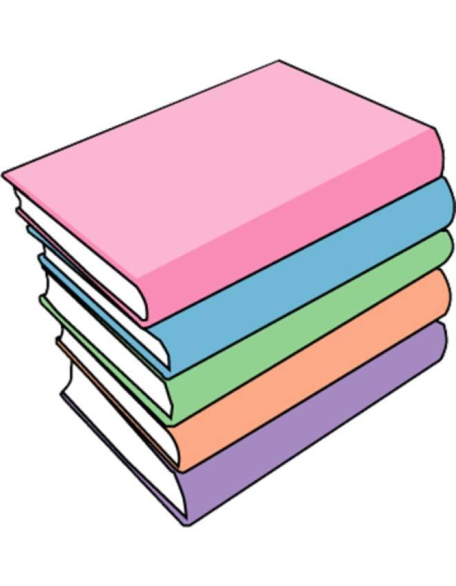 Stampa disegno di libri a colori - Libro immagini a colori ...