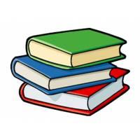 Disegno di Libri Scolastici a colori