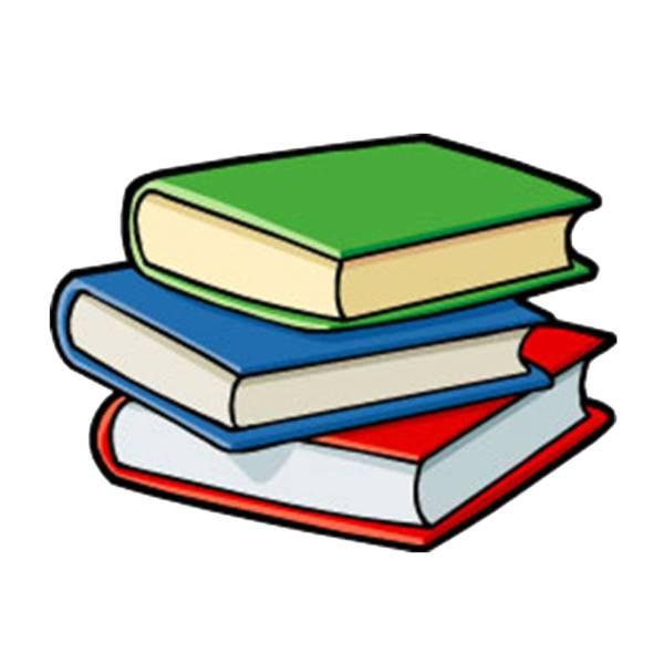 Disegno di libri scolastici a colori per bambini - Libro immagini a colori ...
