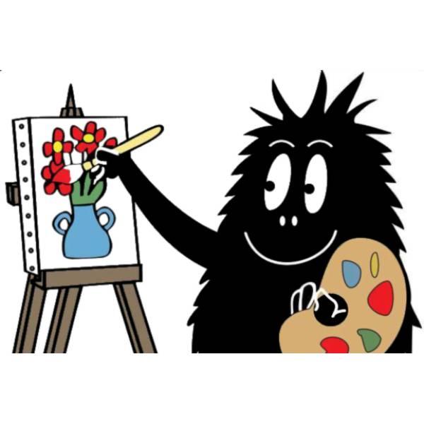 Disegno di Barbabarba Pittore a colori