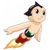 disegno di Astroboy a colori