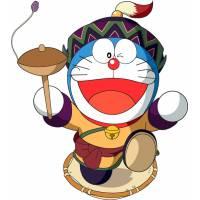Disegno di Doraemon Cartone TV a colori