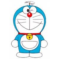 Disegno di Doraemon a colori