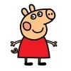 Disegno di Peppa Pig a colori