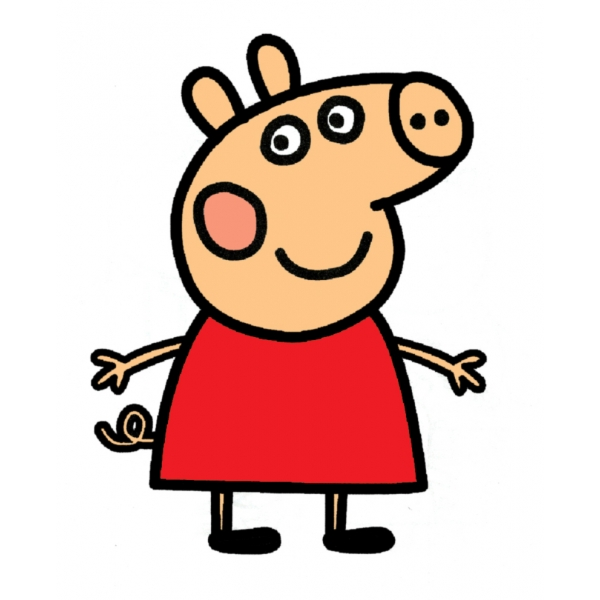 Disegno Di Peppa Pig A Colori Per Bambini Disegnidacolorareonlinecom
