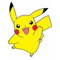 disegno di Pikachu a colori