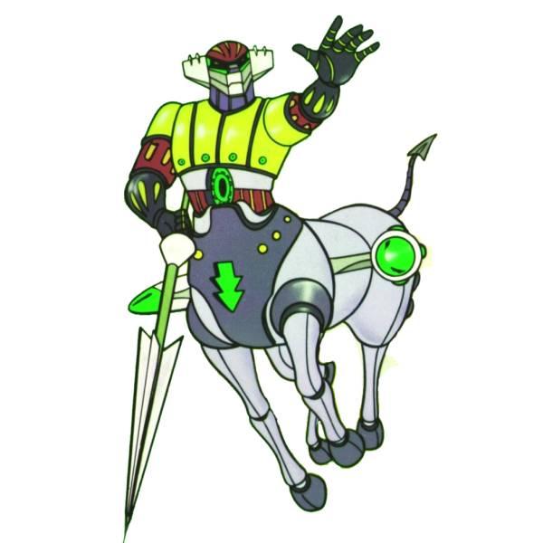 Disegno di Gig Robot a colori