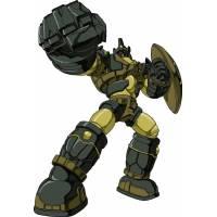 Disegno di I Transformers a colori