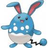 Disegno di Pokemon Azumarill a colori