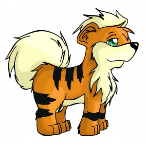 Pokemon arcanine coloring pages images pokemon images
