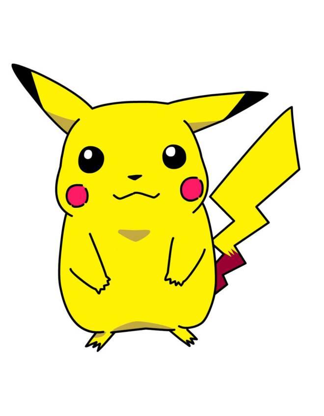 Disegni Pokemon Colorati