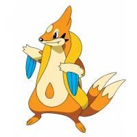 disegno di Pokemon Floatzel a colori
