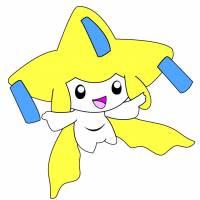 disegno di Pokemon Jirachi a colori