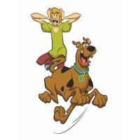 Disegno di Scooby Doo e Shaggy Rogers a colori