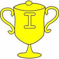 Disegno di Coppa Italia a colori