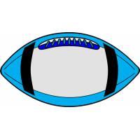 disegno di Pallone da Football a colori