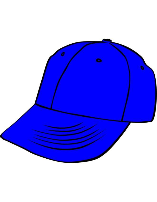 disegno di Berretto Blu a colori
