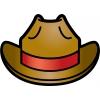 Disegno di Il Cappello a colori
