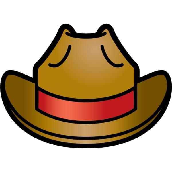 Disegno di il cappello a colori per bambini for Cappello disegno da colorare