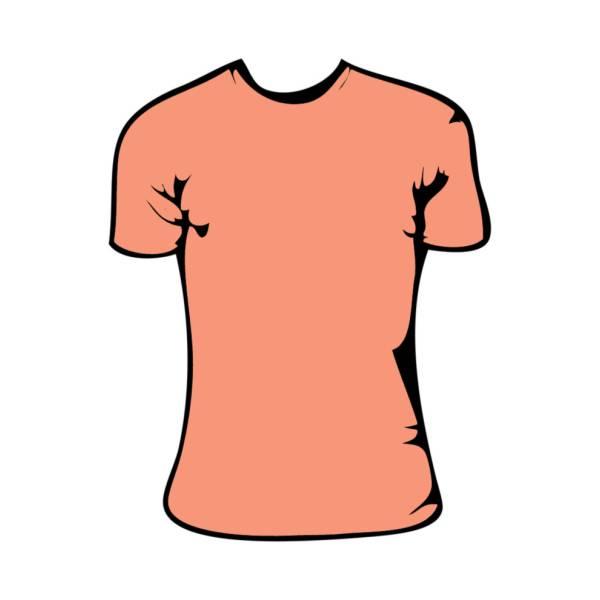 Disegno di Maglietta Rosa Bambina a colori