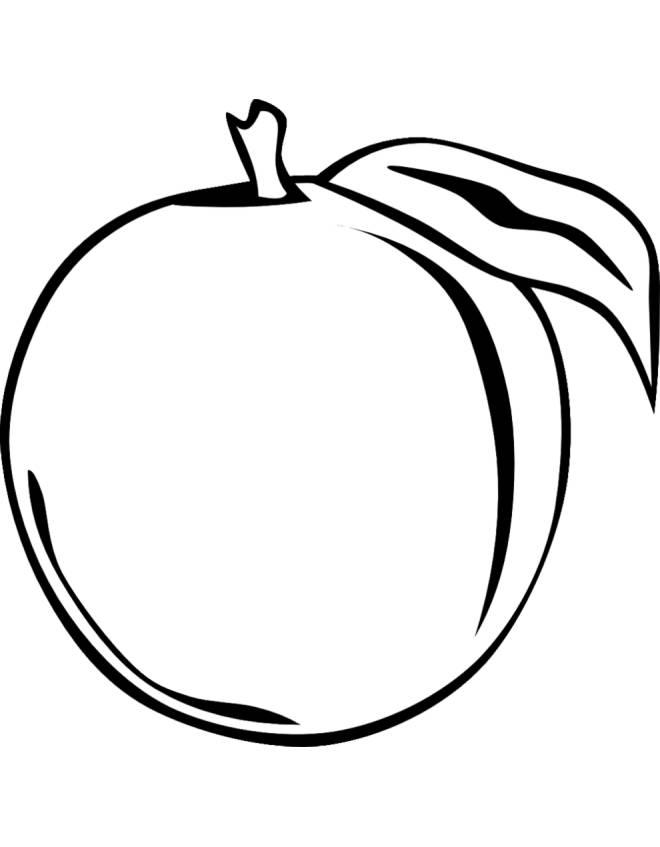 Favorito Disegni con frutta per bambini - disegnidacolorareonline.com UI92