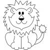 Disegno di Il Leone da colorare