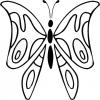 Disegno di La Farfalla da colorare