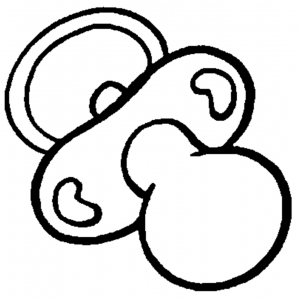 Disegno Angelo Custode Da Colorare