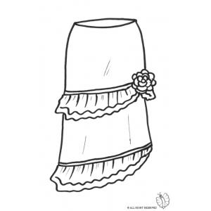 Disegni Di Vestiti Facili Da Disegnare