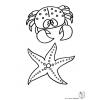 disegno di Animali Marini da colorare