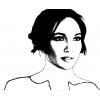 Disegno di Jennifer Lopez da colorare