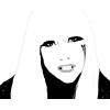 Disegno di Lady Gaga da colorare