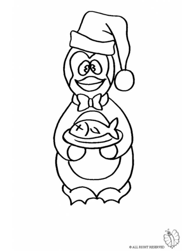 660 x for Disegno pinguino colorato