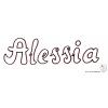 Disegno di Alessia da colorare