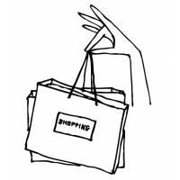 disegno di Shopping da colorare