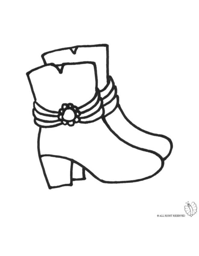 Colorare Vfgyy76b Di Bambini Da Stivali Per Disegno J3uF1TKlc