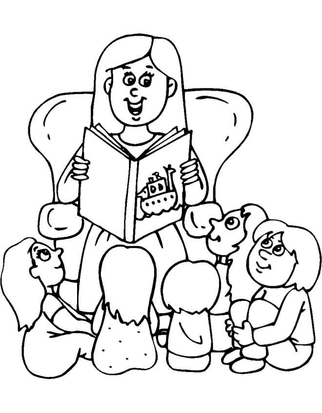 disegno di Racconti di Fiabe da colorare