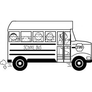 Disegno di School Bus da colorare