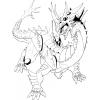 disegno di Bakugan da colorare