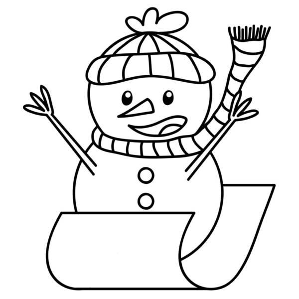 4570book Clipart Pupazzi Di Neve Natales In Pack 5183