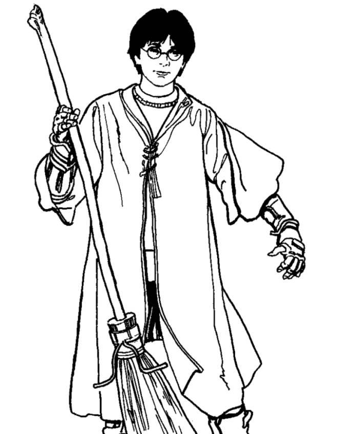 15 Best Ausmalbilder Harry Potter Und Die Kammer Des Schreckens