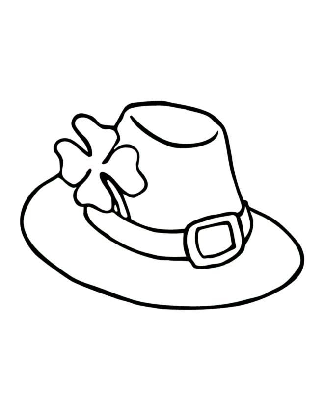 Stampa Disegno Di Cappellino Per