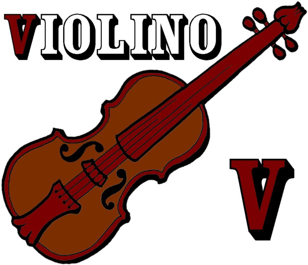 Lettera - Immagini violino a colori ...