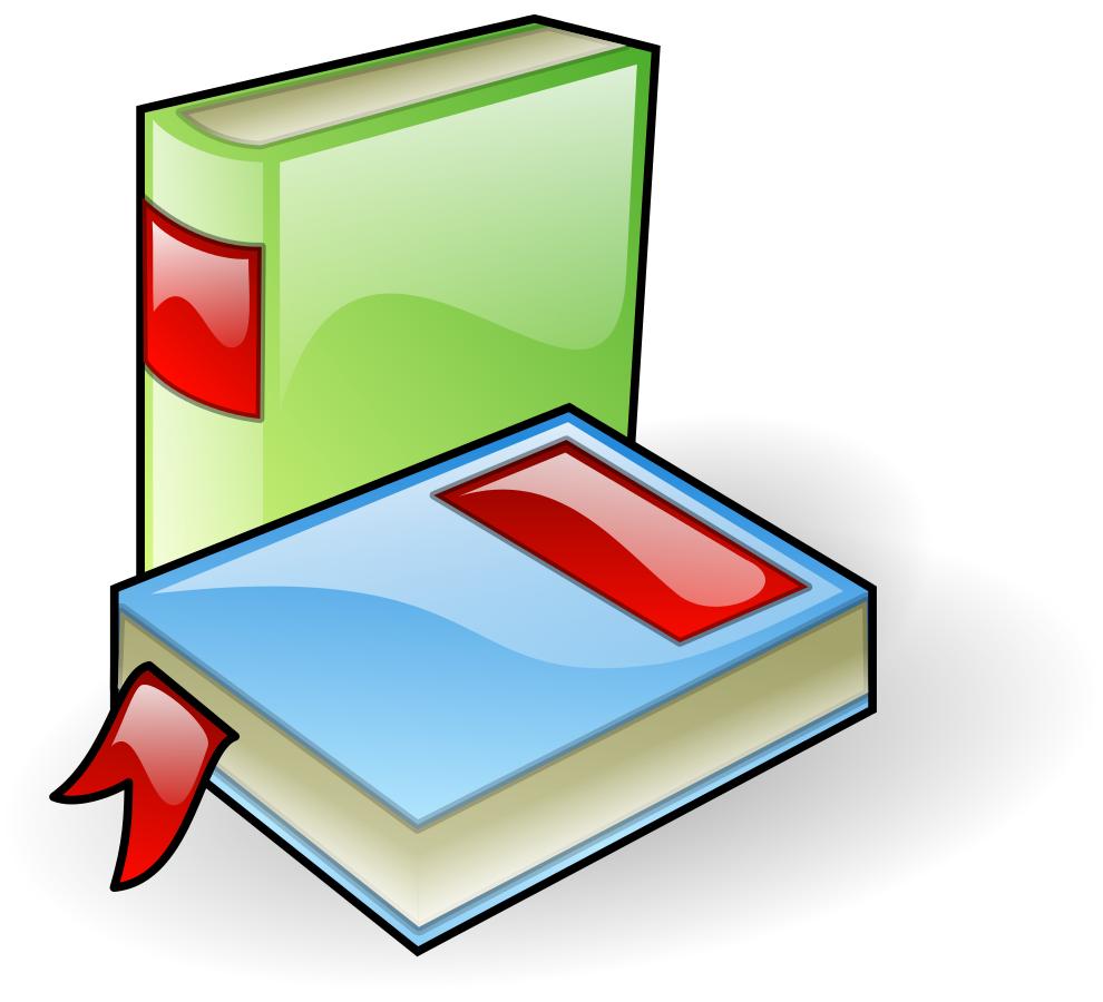 disegno di Books a colori