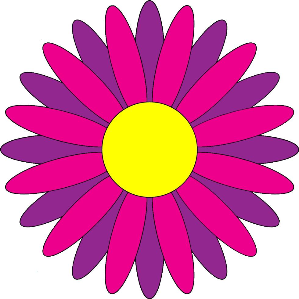 disegno di Margherita a colori