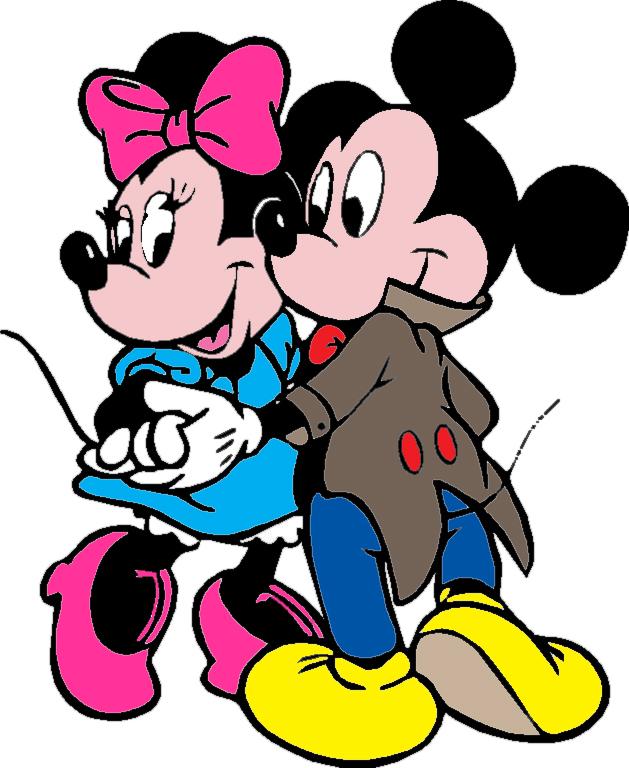 Stampa disegno di minnie topolino il ballo a colori for Disegni di minnie da colorare