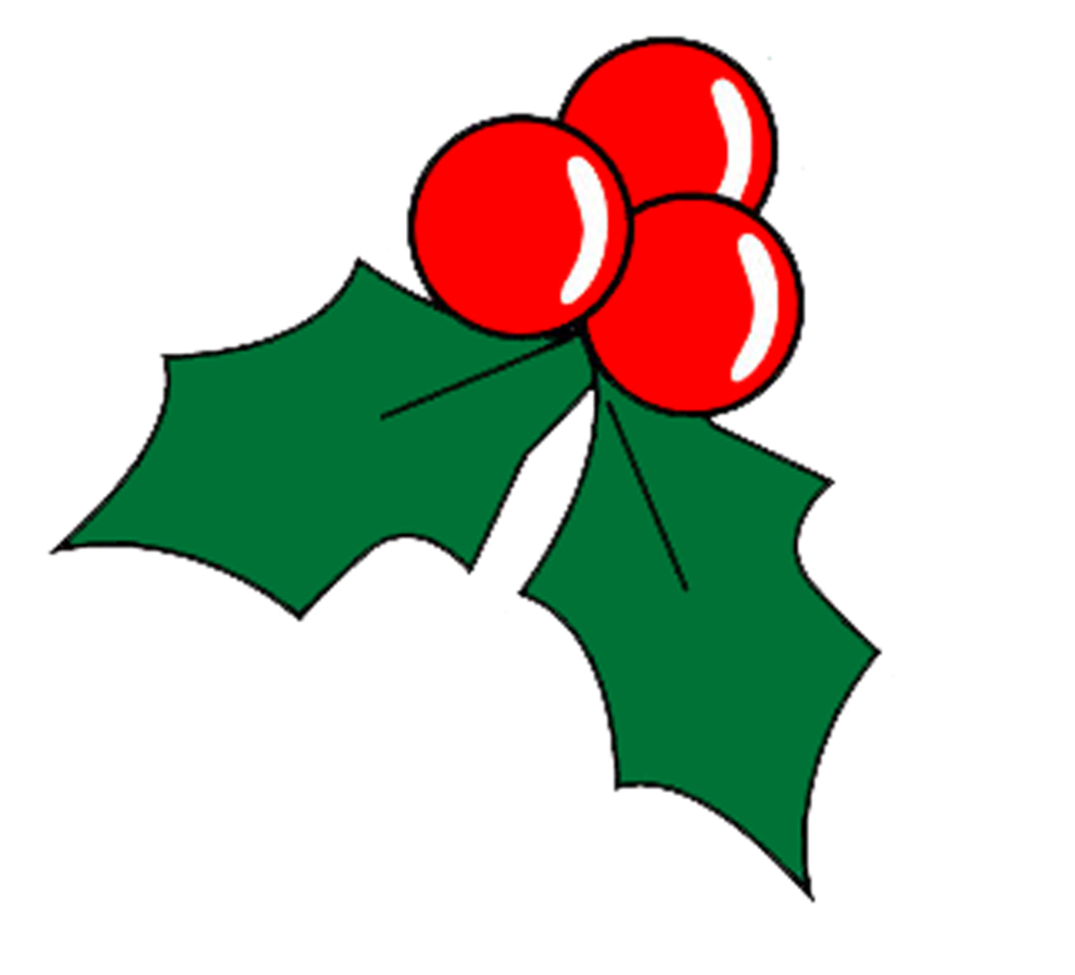 decori natalizi addobbi di natale : Stampa disegno di Decori di Natale a colori