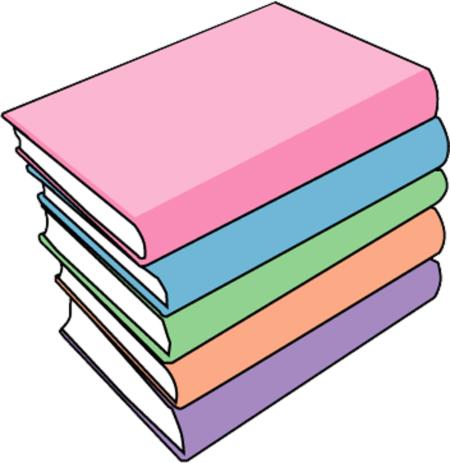 disegno di Libri a colori