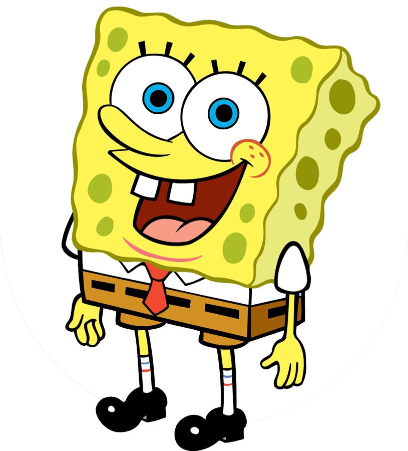 Stampa disegno di spongebob a colori - Immagini di spongebob e sabbia ...