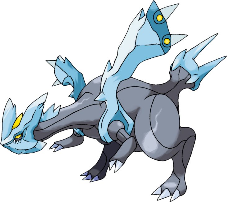 Free coloring pages - Pokemon kyurem noir ...